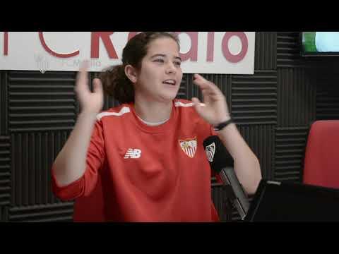 Entrevista a Candela Blanco en SFC Radio. 22/02/18. Sevilla FC