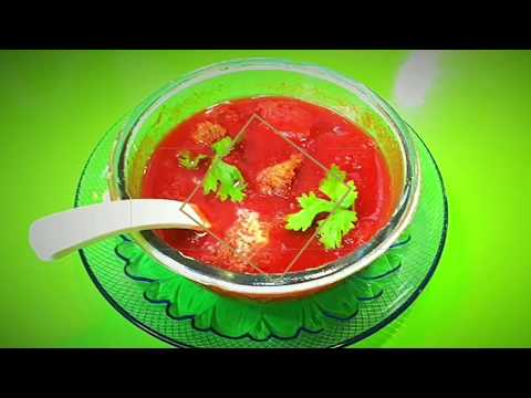 healthy-mix-tomato-soup-|-स्वास्थ-वर्धक-गाढ़ा-टमाटर-सूप-घर-पर-बनाये|-4-in-1-mix-tomato-soup-|
