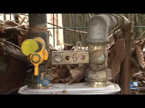 contatore del gas elettronico raffica di segnalazioni