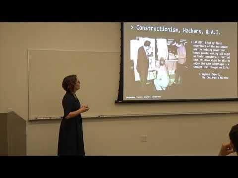 Morgan G.  Ames, 10/15/18: Hackers, Computers, and Cooperation: A Critical History of Logo and...