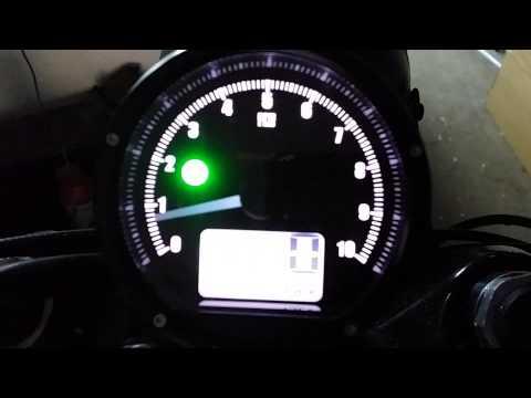 FZS600 Fazer with Ebay Speedometer RPM Signal wiring so ...