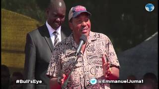 The hustle for DP Ruto's running mate commences as Waititu and Khalwale warm up on Bull's Eye