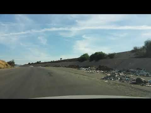 كارثة في بومرداس شاهد ماحدث لهذه الطريق-2-/ catastrophe a boumerdes