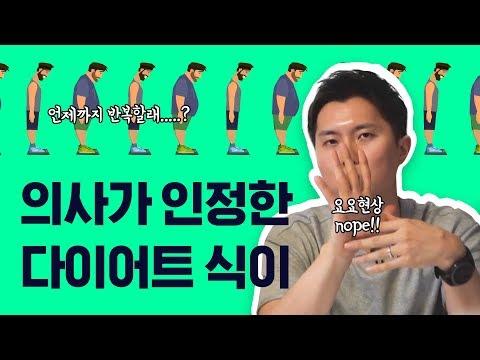 의사가 정리해주는 효과적인 다이어트 식단 (Feat. 내가 살이 안빠지는 이유)