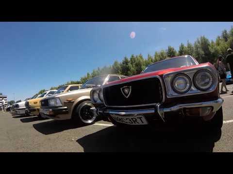 NEW ZEALAND CAR MEET - Wellington Hardpark 2016