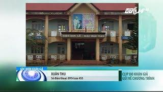 VTC14 | Đăk Nông: Trường học khang trang nhưng vắng bóng học sinh