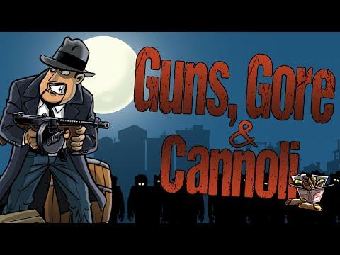 НЕОБЫЧНЫЕ ИГРЫ - Guns, Gore & Cannoli (Мафия vs Зомби)