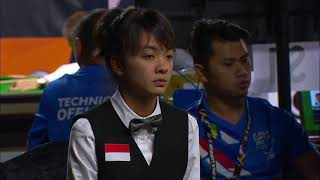 KL2017 29th SEA Games | Billiards & Snooker - Women