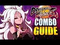 watch he video of ANDROID 21 Best Combos with Every Ability - Easy to Advanced! - Dragon Ball FighterZ