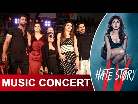 Hate Story 4 Music Concert At R City Mall