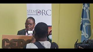 Remise Des Bourses de STEM DRC Initiative Aux Laureats - Kinshasa