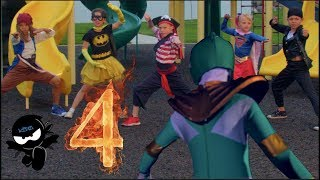 POWER RANGERS NINJA KIDZ! Episode 4 thumbnail