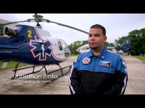 Aeromed Y La Labor Ante Una Escena