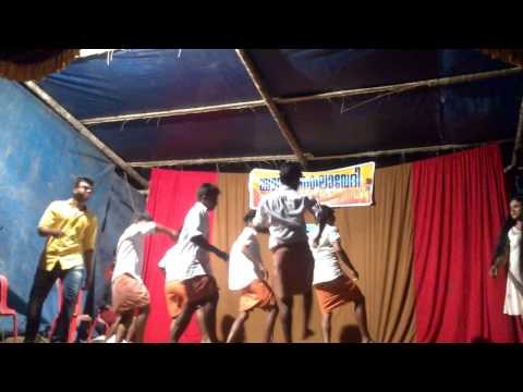 Kanni maaga prayathil dance  performance  Unity friends  Ayode