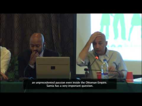 Learning from Cairo: Urban Political Change - Q&A session led by Mohamed Elshahed