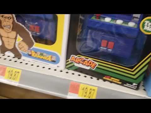 Arcade Classics At Walmart