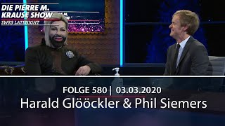 Pierre M. Krause Show vom 03.03.2020 mit Harald und Phil