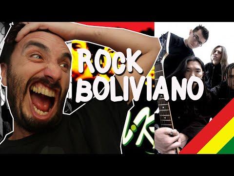 Argentino Escucha Rock BOLIVIANO Y No Puede Creer El Nivel De EPICIDAD