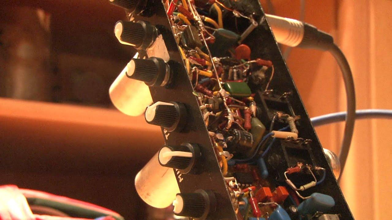 предварительный усилитель для гитары схема преампа