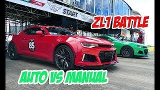 6-го покоління Камаро ZL1 буде 1/2 Битва Миля - 6 ступінчаста проти 10 швидкість авто