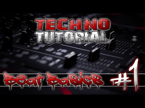 [FL Studio] Techno - Beat Basics - Part #1 [Tutorial]