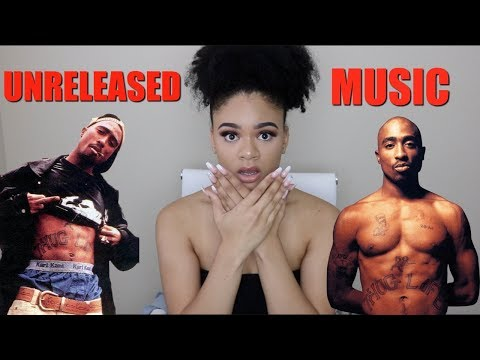 FIRST TIME REACTING TO TUPAC'S UNRELEASED MUSIC 🔥