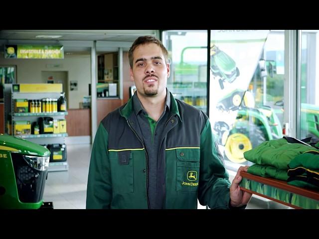 John Deere Dealer Logistiek - Vervaning invoerketting