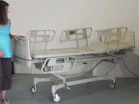Hill-Rom Advance Hospital Bed Demo (Reconditioned)
