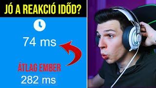 Download Lagu EMBERFELETTI REAKCIÓ IDŐ! 🤨 Neked Sikerül Jobb? mp3