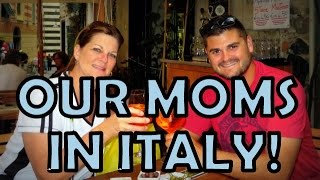 FLYING OUR MOMS TO ITALY! (Epic Journey #19)