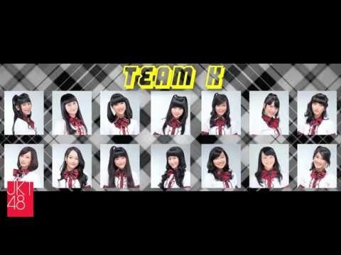 JKT48 Team KIII Captain Announcement - Shinta Naomi