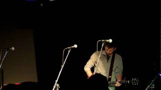 The Weakerthans - One Great City/Elegy For Gump Worsley - August 8 2010 - Kitchener, Ontario