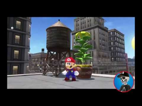 Super Mario Odyssey Guide Metro Kingdom Power Moon 23 Youtube