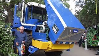 АТК 420  и АТК 285 - украинские трактора с шведским сердцем