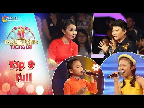 Thần tượng tương lai   tập 9 full HD: Cẩm Ly kinh ngạc trước giọng hát của Nghi Đình, Linh Phương