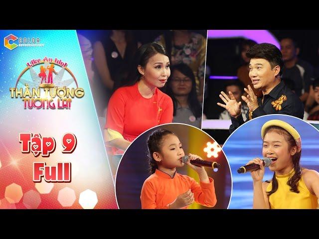 Thần tượng tương lai | tập 9 full HD: Cẩm Ly kinh ngạc trước giọng hát của Nghi Đình, Linh Phương