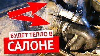 промывка радиатора печки без снятия - 2 способа, как вернуть тепло в салоне машины