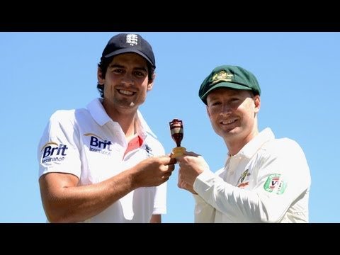 Investec Ashes Series -- 2nd Test, Day 1, Morning session (G