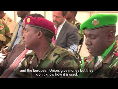 La xisaabtan la'aanta Amisom - Somalis Demad #AmsiomAccountability