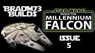 Build the Millennium Falcon USA - Issue 5