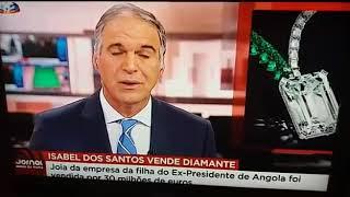 Isabel dos Santos e o Diamante de 30 milhões de euros