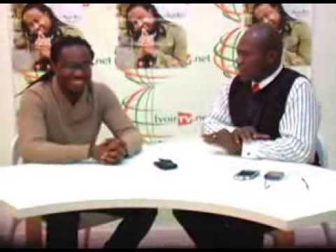 Germain Kouassi reçoit Soum Bill de passage à New York