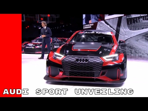 Audi R8, R8 LMS, RS3, RS3 LMS, RS5 DTM, RS5 Unveiling At Shanghai