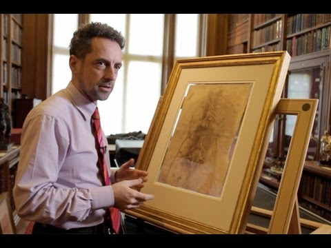 Sezieren und skizzieren: Leonardo da Vinci und die menschliche Anatomie