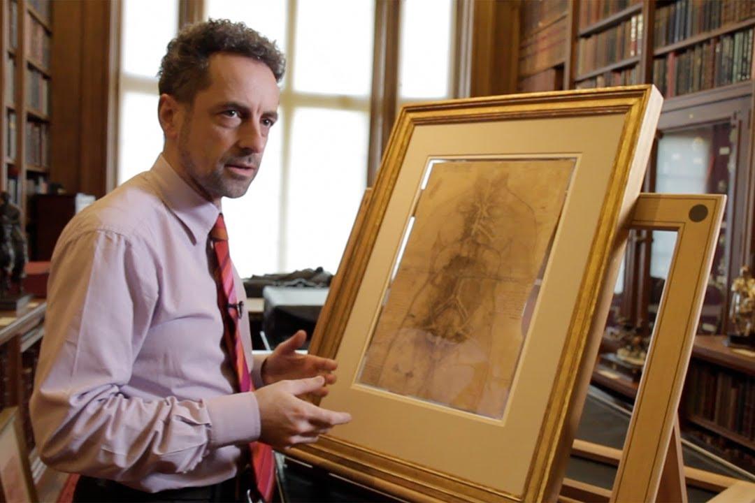 Sezieren und skizzieren: Leonardo da Vinci und die menschliche ...