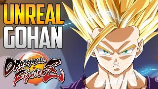 DBFZ ▰ This Gohan Is Insane! 【High Level DragonBall FighterZ】