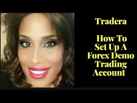 Set up forex account
