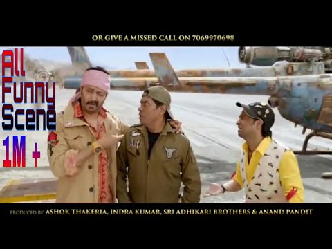 Total Dhamaal All Funny Scene || Total Dhamaal Full Movie 2019