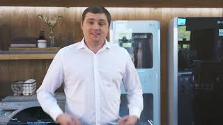 Паровой шкаф для ухода за одеждой LG S3RERB Styler