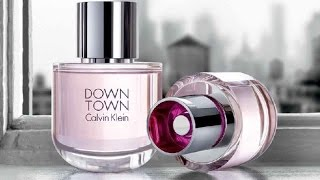 Perfume Review: Downtown by Calvin Klein | Princess Brittany